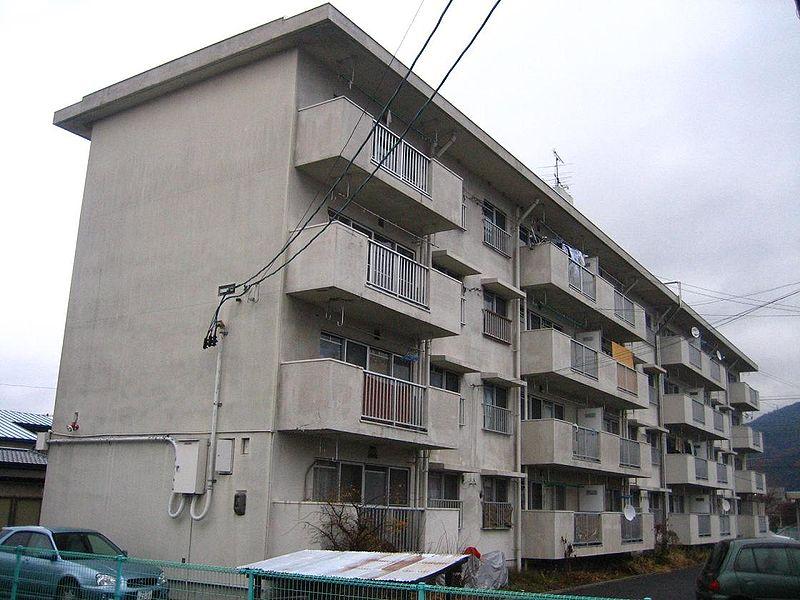 File:Danchi building in Aizuwakamatsu.JPG