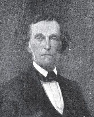 Daniel Spencer (Mormon) - Image: Daniel Spencer (Mormon)