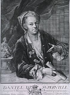 Daniel de Superville (1696–1773) Founded University of Erlangen-Nuremberg