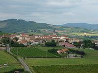 Dareizé - Vue du bourg.JPG