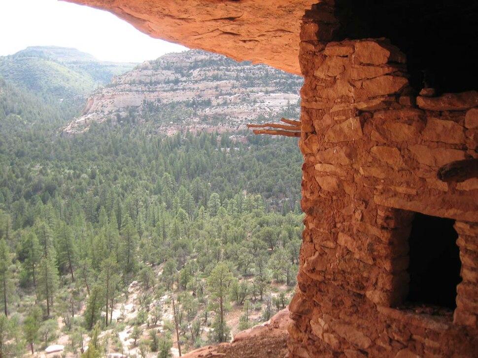 Dark Canyon Ruin