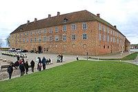 Das Schloss Sonderburg am 18. April 2014, Bild 05.JPG