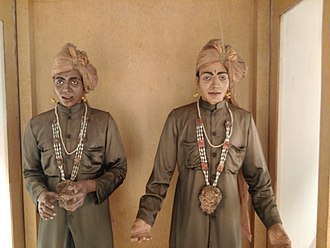 Culture of Odisha - The traditional costume for Pala