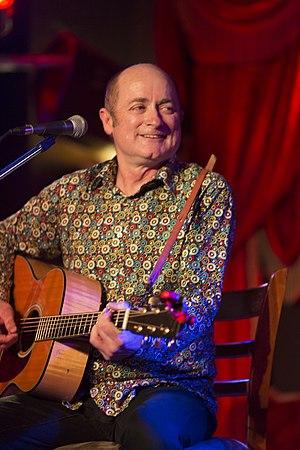 Dave Faulkner (musician) - February, 2015