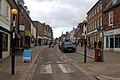 Daventry, zebra crossing at bottom of High Street - geograph.org.uk - 1729667.jpg