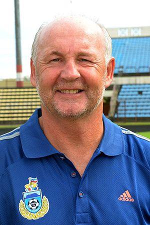 David McCreery - David McCreery of Sabah FA