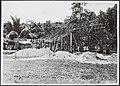 De bouwonderneming Setudju wier leslokaal in aanbouw haar eeste opdracht is, w…, Bestanddeelnr 121-0459.jpg