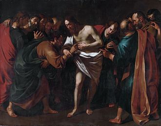 Wouter Crabeth II - Doubting Thomas, after 1628 (Rijksmuseum, Amsterdam)