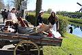 De was wordt gebracht naar de rivier 1 april feest Brielle.JPG