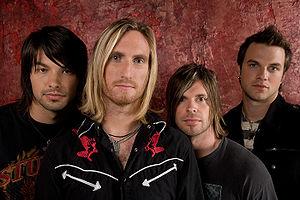 DecembeRadio - DecembeRadio in 2007. From left to right: Brian Bunn, Josh Reedy, Boone Daughdrill, Eric Miker.