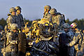 Defense.gov News Photo 101203-A-3108M-003 - U.S. Army paratroopers remove an M119A2 105mm howitzer from its air-drop packing during a training exercise at Fort Bragg N.C. on Dec. 3 2010.jpg