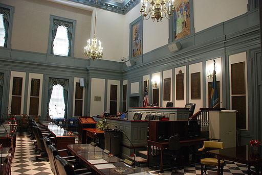 Delaware Legislative Hall House chamber DSC 3452 ad