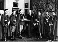 Delegacje 1 i 3 Pułku Strzelców Podhalańskich u prezydenta RP Ignacego Mościckiego NAC 1-A-1388.jpg