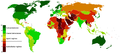 Democracy Index 2010 with legend.png