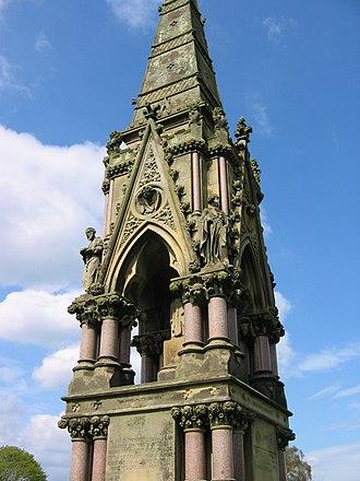 Denholm - Image: Denholm monument 1