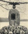 Denkmal für Lützow und Jahn bei Mölln, 1902.png