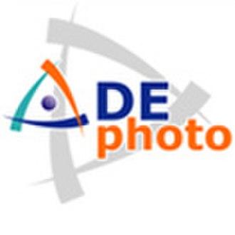 DE Photo - DE Photo Logo - Small