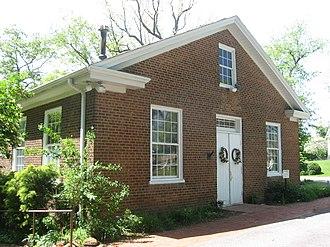 Hampton Township, Allegheny County, Pennsylvania - Depreciation Lands Museum, a former church