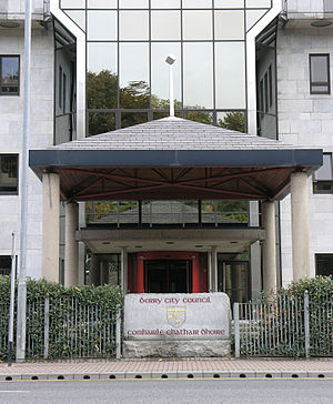Derry City Council - Council Headquarters, Strand Road, Derry