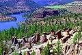 Deschutes National Forest Balancing Rocks (36696214370).jpg