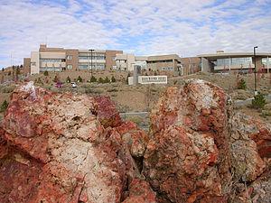 Desert Research Institute - The Desert Research Institute, Reno, Nevada