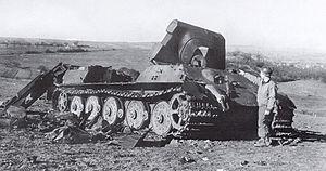 653rd Heavy Panzerjäger Battalion - A destroyed 1st Company Jagdtiger in Lorraine, January 1945.