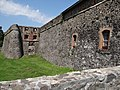 Detail of Castle Walls - Uzhhorod - Ukraine - 01 (36460622912) (2).jpg