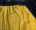 Detaljer på insidan av en rock för lakej - Livrustkammaren - 56674.tif