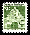 Deutsche Bundespost - Deutsche Bauwerke - 30 Pfennig (gruen).jpg