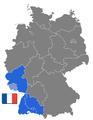 Deutschland Besatzungszonen 1945 1946 franzoesisch.png