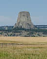 Devils Tower, Southeast remote view 20110821 1.jpg