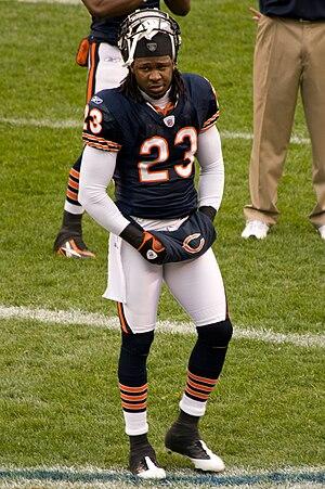 Devin Hester of the Chicago Bears