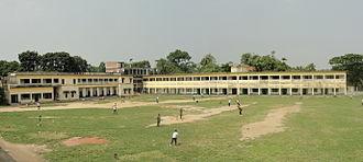Dhamrai Upazila - Dhamrai Hardinge High School