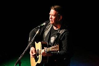 Dick Gaughan British musician