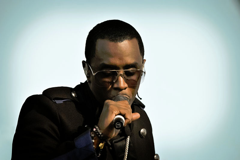 "Sean ""Diddy Dirty Money"" Combs"