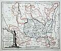 Die Lande der Grafen Fugger mit den Herrschaften Thannhausen, Schwabeck und Mindelheim den Benachbarten Abteyen und der freyen Reichsstadt Kaufbeuren.jpg