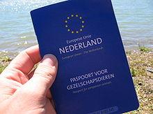 portugees paspoort aanvragen nederland