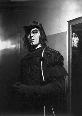 Ballets Russes - Dimitri Rostoff as Malatesta in Francesca da Rimini, Original Ballet Russe, 1940