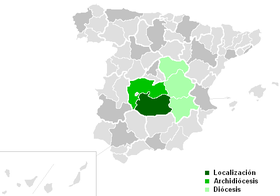 Image illustrative de l'article Diocèse de Ciudad Real