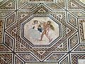 Dionysus mosaic (detail), from around A.D. 220 230, Romisch-Germanisches Museum, Cologne (8115565667).jpg
