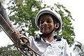 Disaster Management - Survival Programme - Summer Camp - Nisana Foundation - Sibpur BE College Model High School - Howrah 2013-06-09 9934.JPG