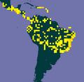Distributional Inga laurina.png