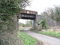 Disused Railway bridge - geograph.org.uk - 326353.jpg