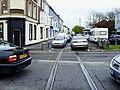 Disused railway line, King Street, Weymouth - geograph.org.uk - 1848549.jpg