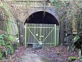 Disused tunnel at Ton-y-pistyll, Newbridge, Caerphilly - geograph.org.uk - 128018.jpg