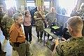 DoD officials observe logistical innovation throughout II MEF 160817-M-TR086-349.jpg