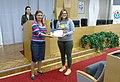 Dodela sertifikata i zahvalnica učesnicima Wiki-kampa Trstenik 2018. 19.jpg