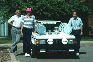 Simca-Talbot Horizon - 1984-'85 Dodge Omni GLH