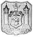 Dolní Žandov coat of arms, Otto's Encyclopedia.jpg