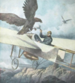 Domenica del Corriere eagle attack.png